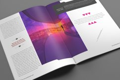 Experiment Indesign Template Product Image 18