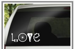 Cycling Love SVG Product Image 2