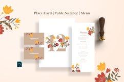 Leaf & Floral Wedding Suite Product Image 5