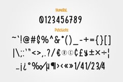 Sprinkles - Hand-Drawn Font Product Image 6