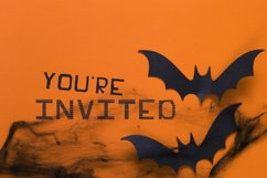 MACABRE - A Halloween Font Trio Product Image 5