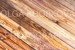 Rustic wooden backgrounds set Product Image 13