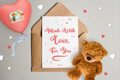 Teddy bear. Love collection.   Product Image 2