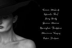 Portraits - Signature font Product Image 2
