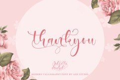 Juliette Michel - Modern Calligraphy Product Image 4