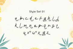 Olivia Bloom - Summer Font Product Image 6