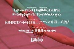 Web Font Balury - A Stylish Fancy Font Product Image 3