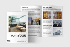 Multipurpose Bifold Brochure Template | Portfolio Brochure Product Image 6