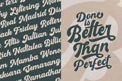 Boldmatte Bold Script Font Product Image 5