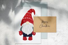 Christmas gnomes SVG. Sublimation Design Product Image 4