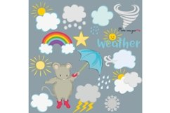 Weather Clipart Product Image 2