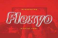 Flexyo Font Product Image 2