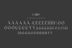 Carlo Elegant Serif Font Product Image 2