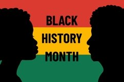 Black History Month. African American History Product Image 1
