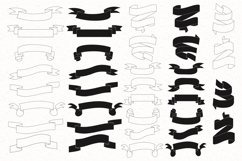 Ribbons SVG Product Image 2