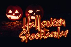 Hormath - Spooky Themed Typeface Product Image 4