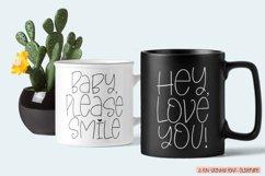 She's Mine - A Fun Skinny Font Product Image 3