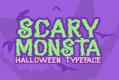 Scary Monsta Product Image 1