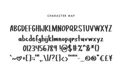 PINTA - A Handpainted Font Product Image 2