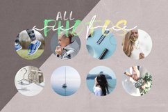 Canva - Marble Facebook Cover Pack Product Image 13