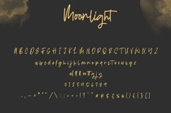 Moonlight | Casual Monoline Font Product Image 4