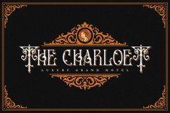 Blackshot - Blackletter Font Product Image 2