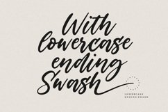 Backhome Modern Handdrawn Font Product Image 2
