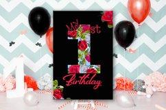 Birthday Card, Happy First Birthday,Cute 1st Birthday, SALE Product Image 2