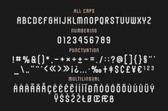 Darlon - Sport Typeface Product Image 5