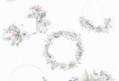 Bloom & Flourish - Floral Clipart Set Product Image 4