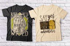 Adventure Typeface plus bonus graphics Product Image 6
