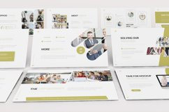 Blocks Offices Keynote Template Product Image 2