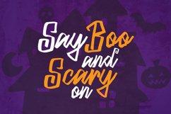 Blacky Sambat - Halloween Font Product Image 2