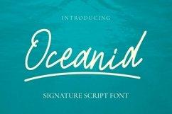 Web Font Oceanid Font Product Image 1