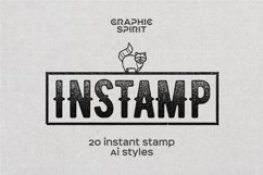 INSTAMP Instant Stamp AI Styles Product Image 1