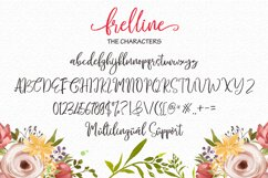 Frelline Script Product Image 6