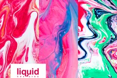 Textures liquid watercolor acrylic marble Product Image 4