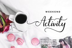 Bluebell - Calligraphy Font Product Image 5