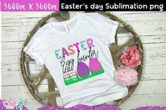 Easter egg hunter Sublimation design Product Image 1