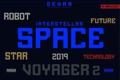 ZEHRA Modern Sans Serif Product Image 4
