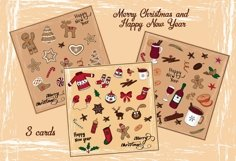 Merry Christnas and Happy New Year Product Image 2
