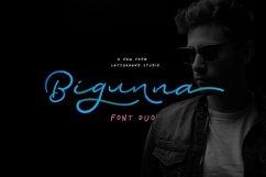 Bigunna - Font Duo Product Image 1