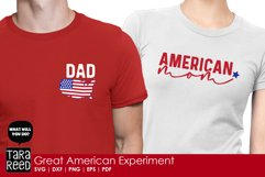 Great American Experiment - Patriotic SVG and Cut Files Product Image 6