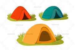Hiking Camping Tent Product Image 5