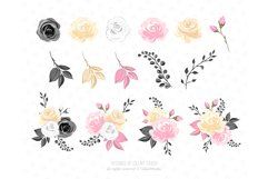 New Year Clip Art, New Year's Planner Stickers Product Image 5