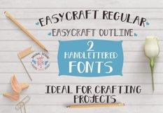 Easycraft Font Product Image 1