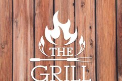 The Grill Master Svg Product Image 2