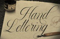 Mugello // Classy Calligraphy Product Image 5