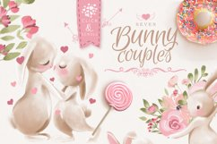 Bunnies In Love Product Image 2