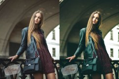 11 Retro Mood Photoshop Actions ACR LUT Presets Product Image 5